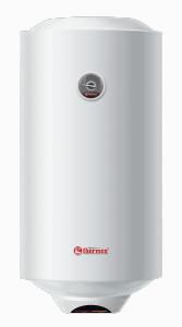 Узкий электрический накопительный водонагреватель Thermex ESS 60V Silverheat
