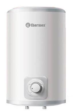 Водонагреватель Thermex IC 10 O, 10 литров, 1.5 кВт, с механическим управлением, размещение над раковиной, бак из нержавейки