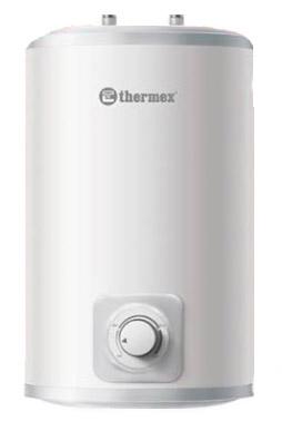 Водонагреватель Thermex IC 10 U, 10 литров, 1.5 кВт, с механическим управлением, размещение под раковиной, бак из нержавейки