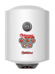 Электрический водонагреватель узкий Thermex THERMO 30V SLIM, мощность 2.5 кВт, бак эмалированный