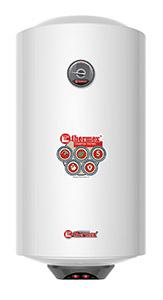 Электрический водонагреватель узкий Thermex THERMO 50V SLIM, мощность 2.5 кВт, бак эмалированный
