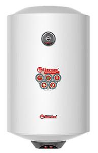 Электрический водонагреватель Thermex THERMO 80V, 80 литров, мощность 2.5 кВт, бак эмалированный