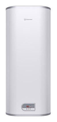 Плоский водонагреватель Thermex FSD 100V, цвет белый, объем 100 литров, 2 режима мощности 1,3 / 2 кВт, внутренний бак из нержавейки