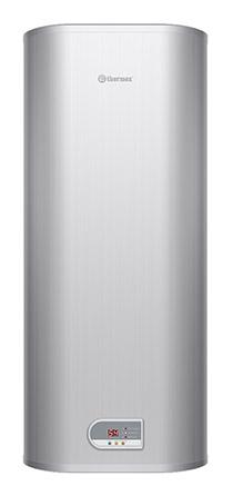 Плоский водонагреватель Thermex FSD 100V Diamond, цвет серебристый, объем 100 литров, 2 режима мощности 1,3 / 2 кВт, внутренний бак из нержавейки