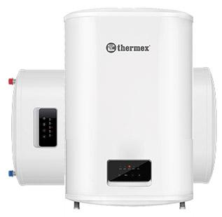 Плоский накопительный водонагреватель Thermex Optima 30 литров, 1,2 / 2 кВт, универсальный монтаж (вертикальный / горизонтальный)