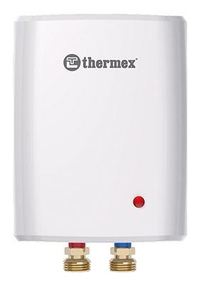 Проточный водонагреватель на несколько точек водоразбора Thermex SURF PLUS 4500, 4,5 кВт, 2,6 литров в минуту