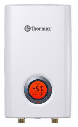 Проточный водонагреватель с электронным управлением Thermex TOPFLOW 8000, 8 кВт, 4,6 литров в минуту