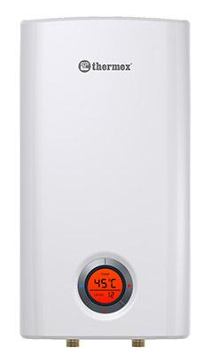 Проточный водонагреватель на несколько точек водоразбора Thermex TOPFLOW PRO 21000, 21 кВт, 12 литров в минуту