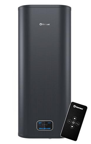 Водонагреватель THERMEX ID 100 V PRO с пультом дистанционного управления, настенный, плоский, объемом 100 литров в СПБ