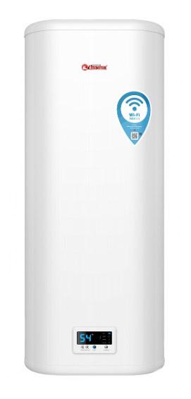 Водонагреватель Thermex IF 100 V PRO Wi-Fi, 100 литров, 2 кВт (0,7/1,3/2), плоский, с возможностью управления со смартфона