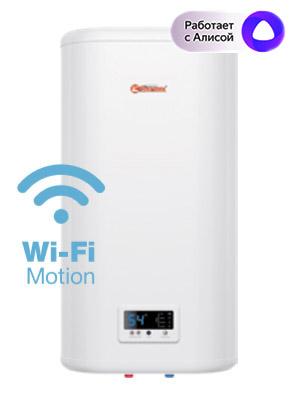 Водонагреватель Thermex IF 50 V PRO Wi-Fi, 50 литров, 2 кВт (0,7/1,3/2), плоский, с возможностью управления со смартфона