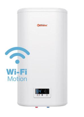 Водонагреватель Thermex IF 80 V PRO Wi-Fi, 80 литров, 2 кВт (0,7/1,3/2), плоский, с возможностью управления со смартфона