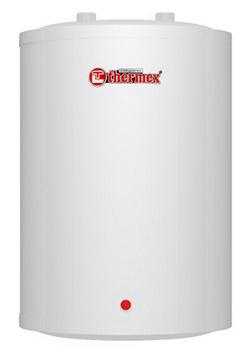 Водонагреватель Thermex N 10 U, объем 10 литров, мощность 2 кВт, внутренний бак из нержавейки, цвет белый, верхнее подключение