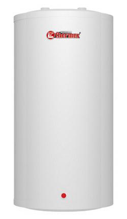 Водонагреватель Thermex N 15 U, объем 15 литров, мощность 2 кВт, внутренний бак из нержавейки, цвет белый, верхнее подключение