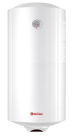 Бойлер THERMEX Pulsar 100 V объемом 100 литров настенный накопительный круглой формы в СПБ