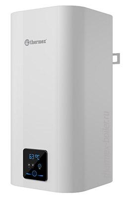 Водонагреватель THERMEX Smart 30 V объемом 30 литров с сухим ТЭНом настенный накопительный прямоугольной формы в СПБ