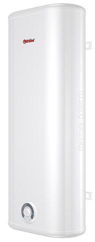 Недорогой плоский водонагреватель THERMEX Ceramik 100 V объемом 100 литров настенный накопительный с механическим управлением и тремя режимами нагрева в СПБ