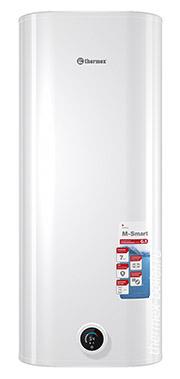 плоский накопительный водонагреватель THERMEX M-Smart MS 100 V PRO объемом 100 литров с сухим ТЭНом механическим управлением и 3 режимами нагрева в СПБ